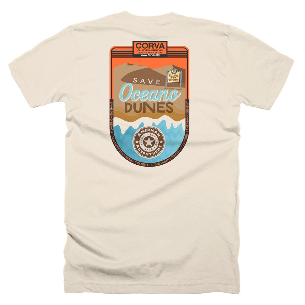 Image of SAVE Oceano Dunes Shirt