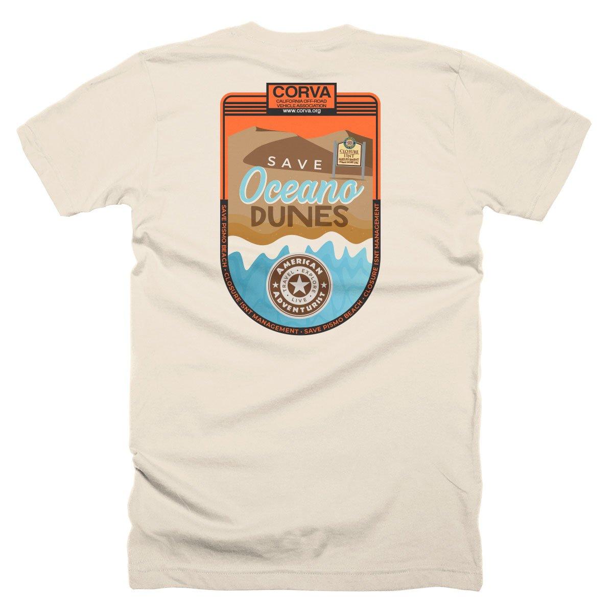 Image of SAVE Oceano Dunes Shirt