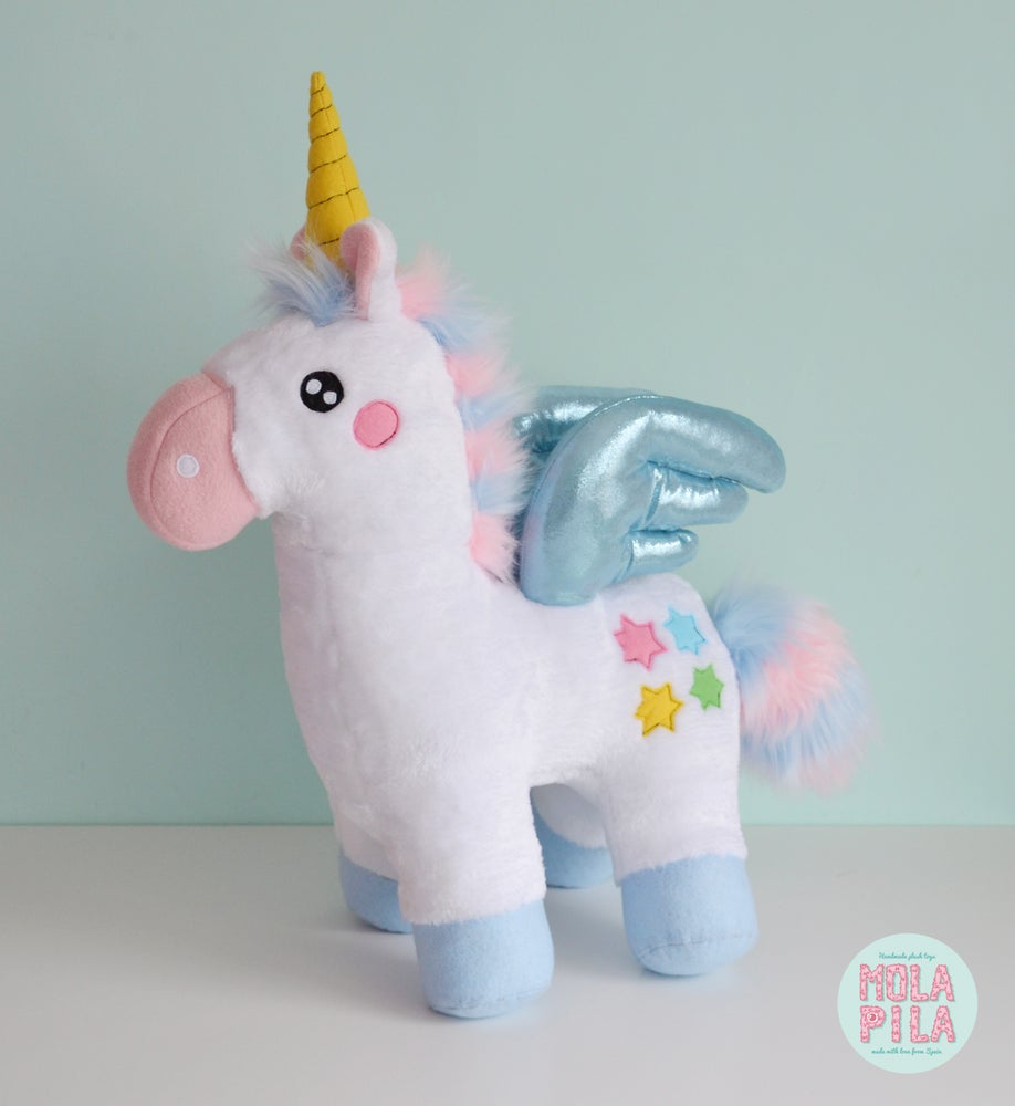 Image of Cute Unicorn / Pegasus