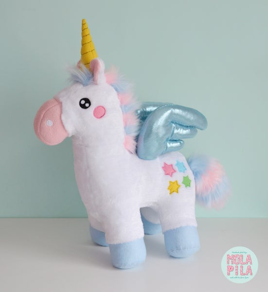 Image of Cute Unicorn / Pegasus
