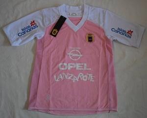 Image of U.D. Lanzarote Away Shirt Child Pink