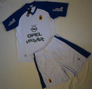 Image of U.D. Lanzarote Away Kit Adult