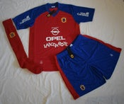 Image of UD Lanzarote Home Kit Complete Adult