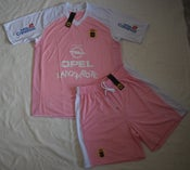 Image of UD Lanzarote Away Kit Adult (Pink/white)