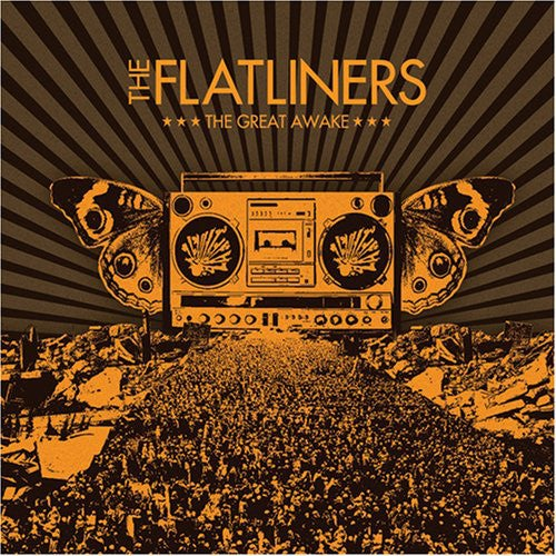 Image of The Flatliners - The Great Awake LP
