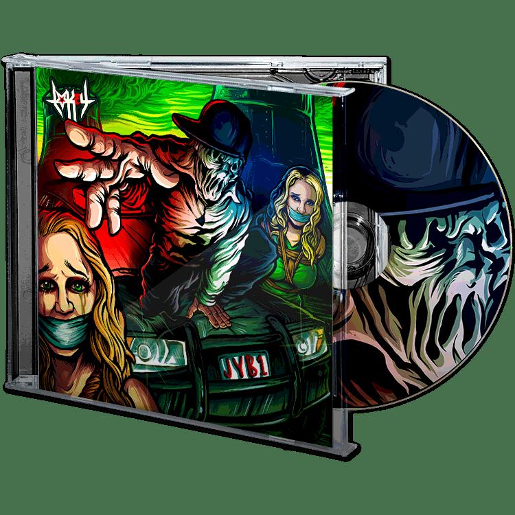 Image of Lo Key - Jack Yo Beatz 1 CD (Remastered)