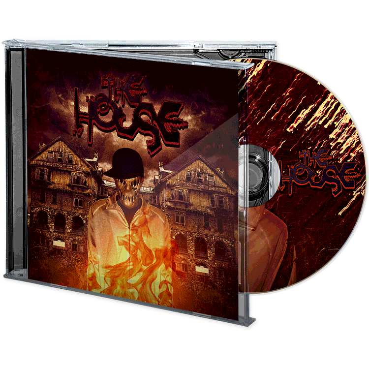 Lo Key - The House CD (Remastered)