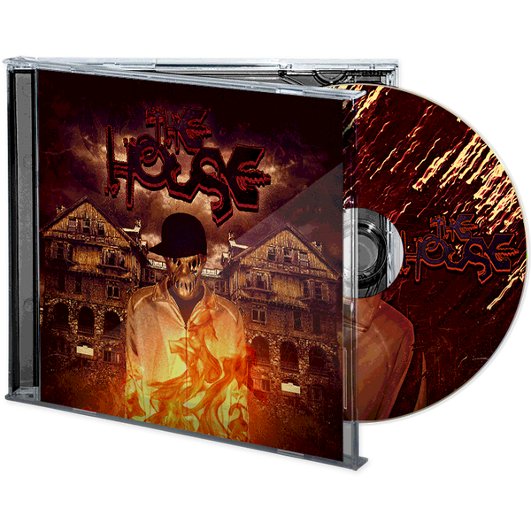 Image of Lo Key - The House CD (Remastered)