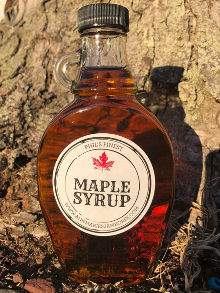 Image of Maple Syrup- 8oz