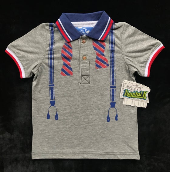 Image of Graphic Polo