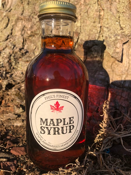 Image of Maple Syrup-12oz