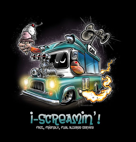 Image of I'Screamin' Truck!!!!