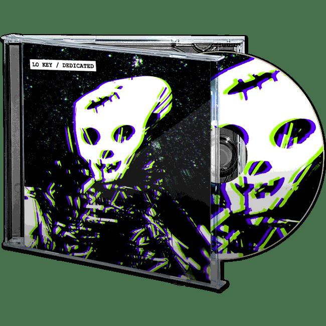 Image of Lo Key - Dedicated CD