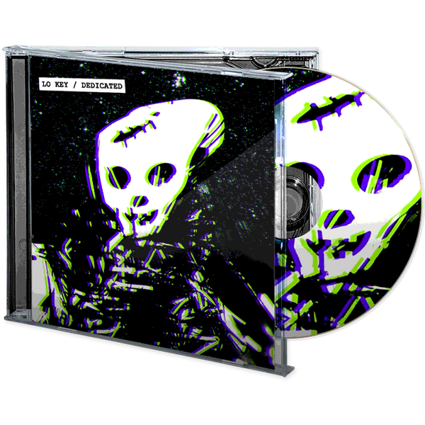Image of Lo Key - Dedicated CD