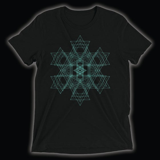 Image of Refraction T-Shirt (Black)
