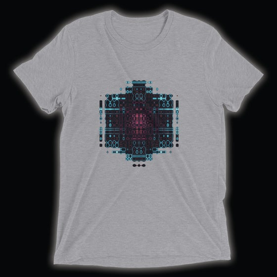 Image of Cymatic T-Shirt (Grey)