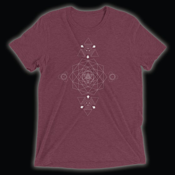Image of Totem T-Shirt (Maroon)