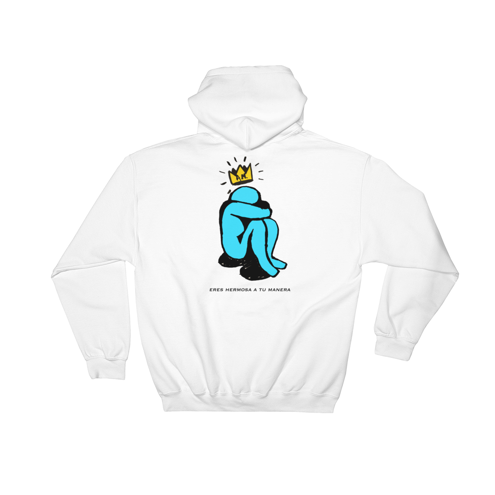 Image of YOU ARE BEAUTIFUL HOODIE