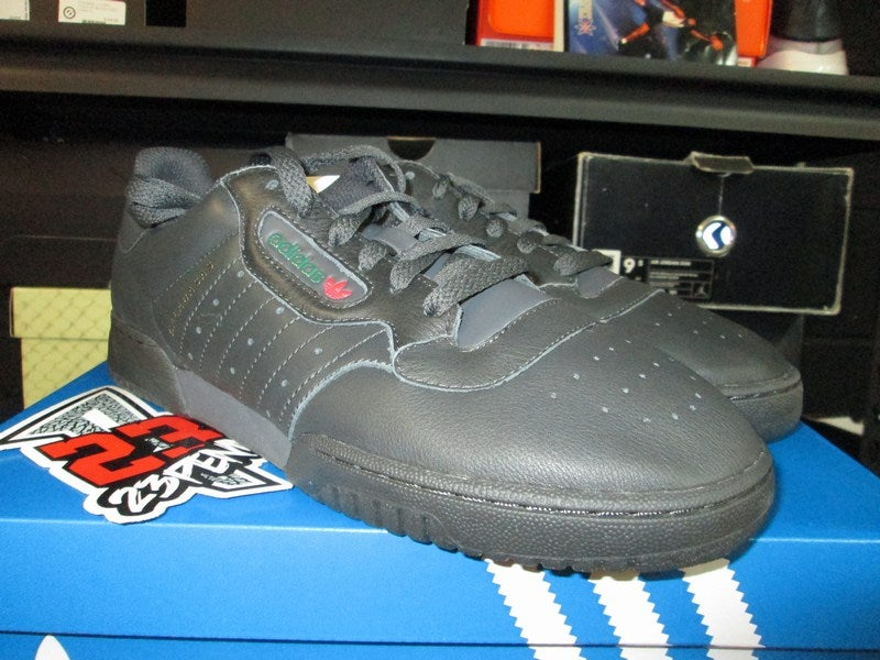 "Image of adidas Yeezy Powerphase ""Black"""