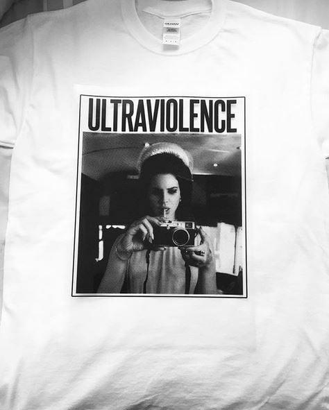 Lana Del Rey Ultraviolence Life Love Print