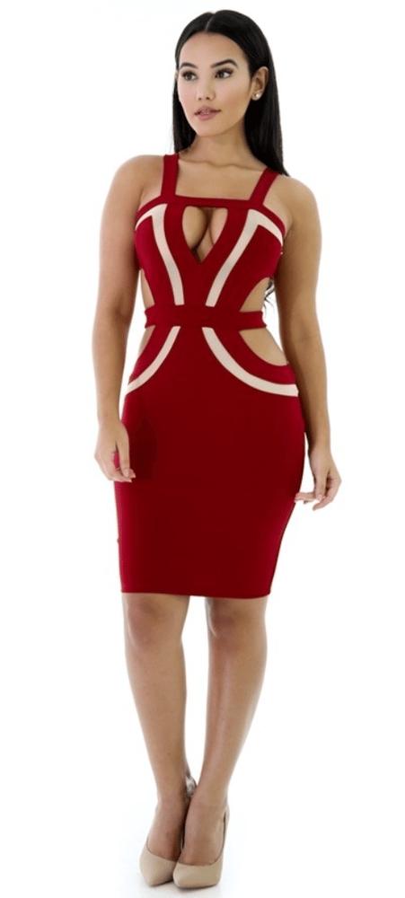 Image of Wine & Dine Dress