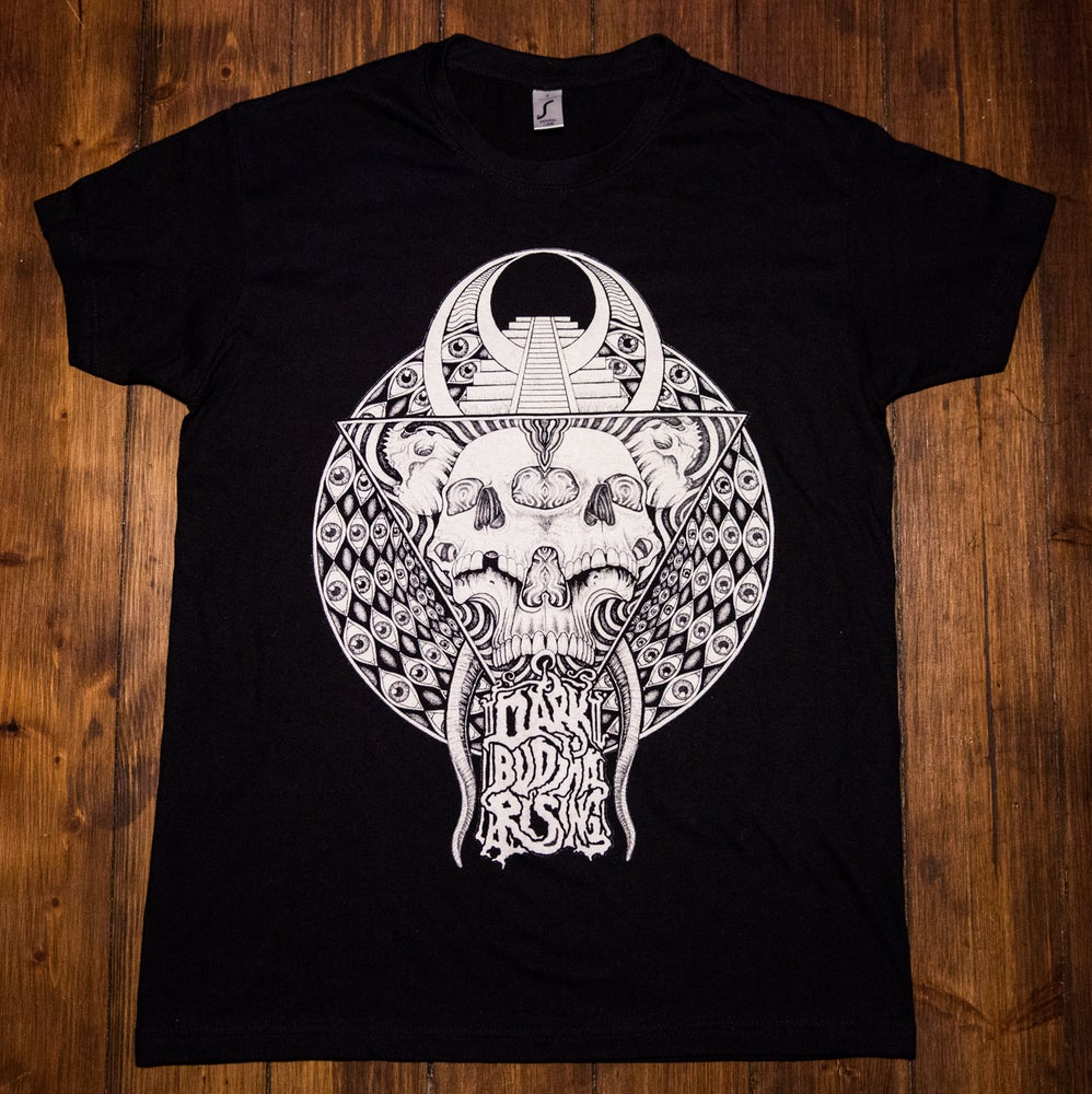 Image of SKULLS RISING T-SHIRT