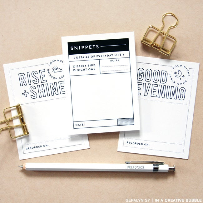 Image of Day + Night Journaling Cards (Digital)