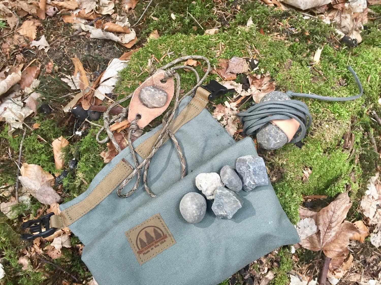Image of EDC stone sling