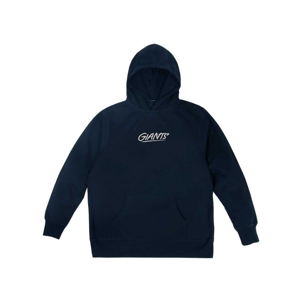 "Image of GIANTS - ""Embroidered Hoodie"" (Pullover Hoodie)"