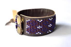 Image of Oloimugi Maasai  button Bracelet
