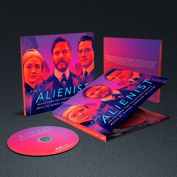 Image of The Alienist (Music From The Television Series) CD - Rupert Gregson Williams