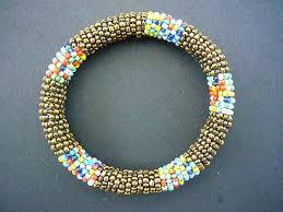 Image of Elephant Maasai bracelet