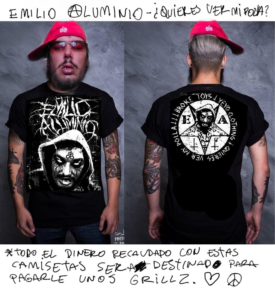 Image of EMILIO ALUMINIO - ¿QUIERES VER MI POLLA?