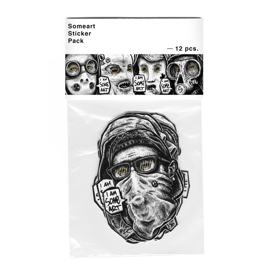 Image of Friendly Faces 5.0 - Sticker Pack