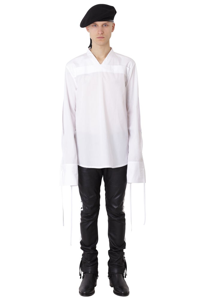 Image of NEWS - Roc Shirt - White