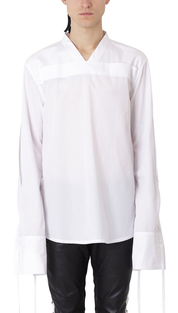 Image of Roc Shirt - White