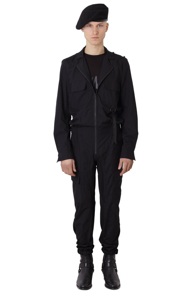Image of NEWS - DE(SIR)E Jumpsuit - Black