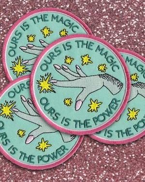 "Image of ""QUEER MAGIC"" PATCH"