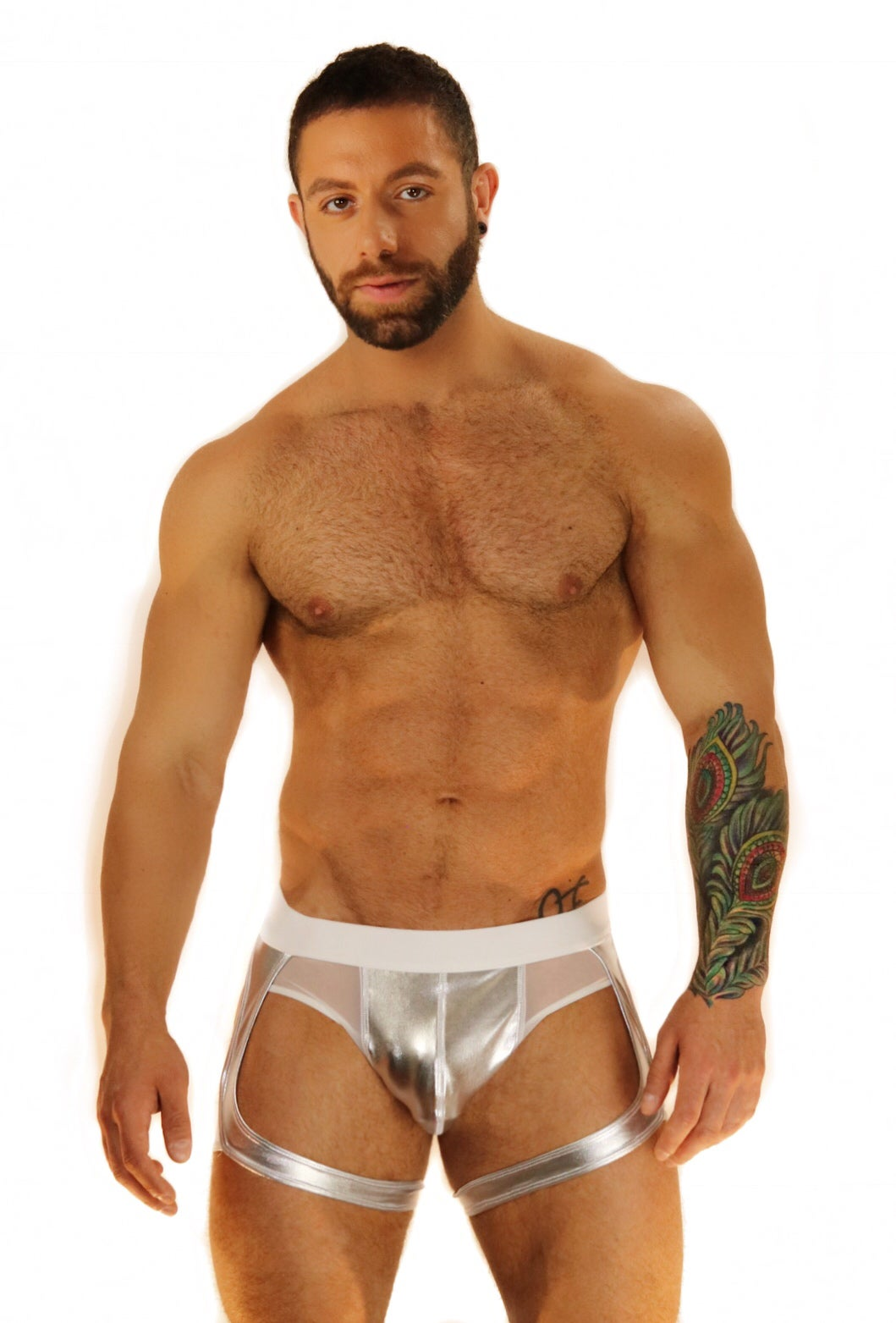 Image of THE CHROME UNDERJOCK