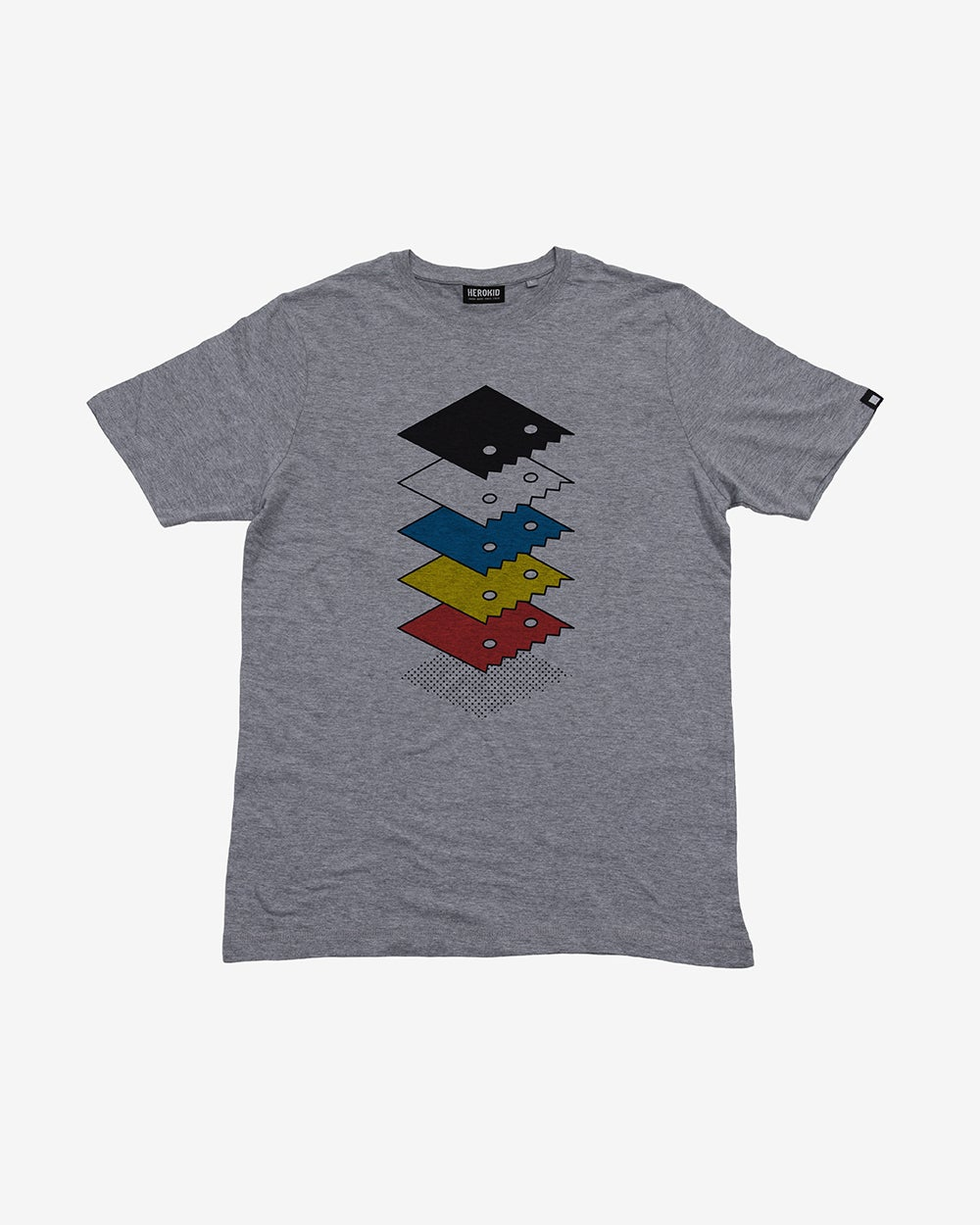 Image of Herokid Levitation · Grey Tee