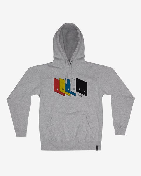 Image of Herokid Levitation · Grey Hoodie
