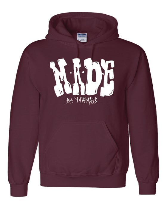 """Image of """"Made by Mamals"""" Hoodie"""