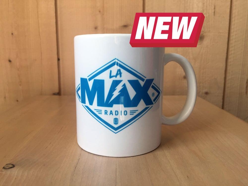 Image of MUG - LA MAX RADIO BLEU - FRAIS DE PORT INCLUS EN FRANCE