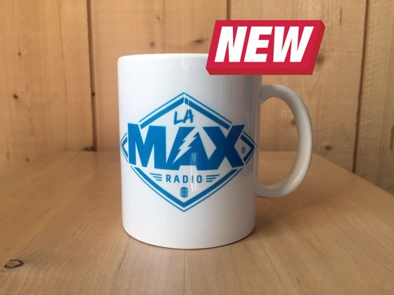 Image of MUG - LA MAX RADIO BLEU - FRAIS DE PORT INCLUS EN FRANCE