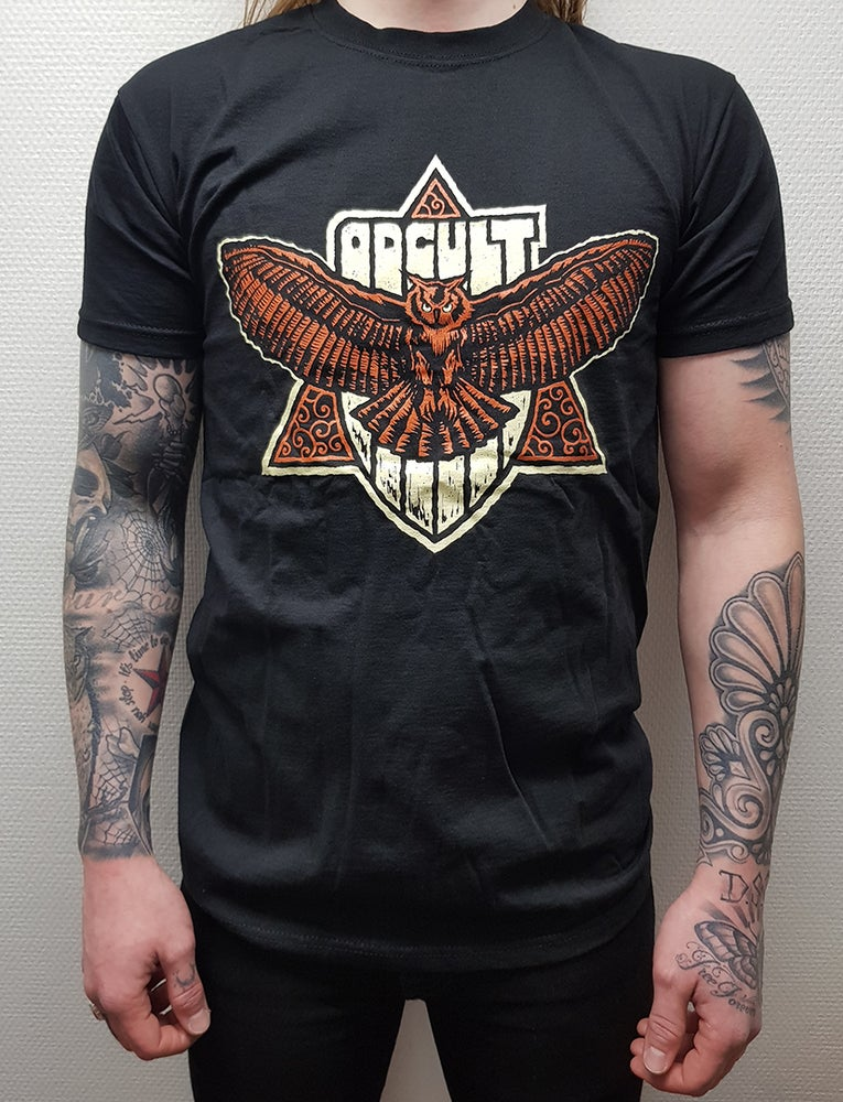 Image of Tshirt - Owl