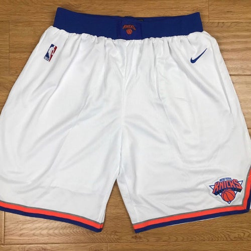 "Image of New York Knicks ""Swingman shorts"""