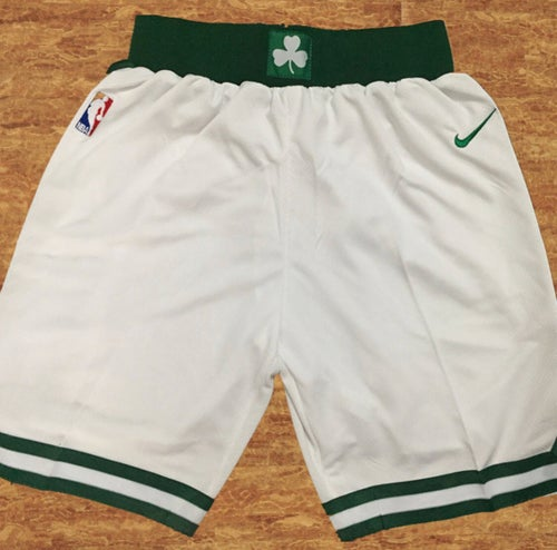 "Image of Boston Celtics ""swingman shorts"""