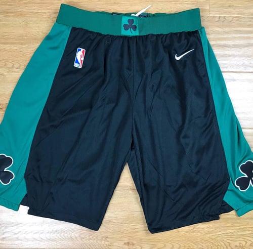"Image of Boston Celtics ""swingman shorts"""