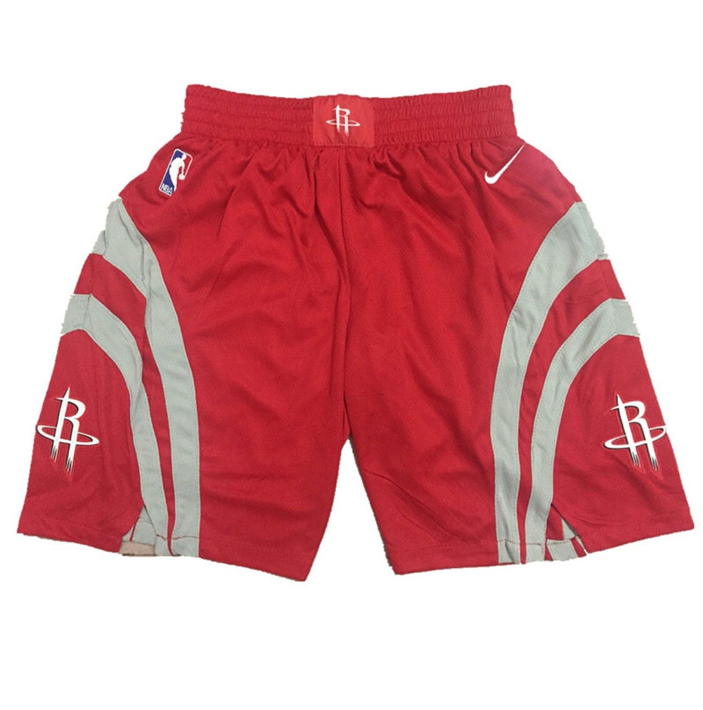 "Image of Houston rockets ""swingman shorts"""