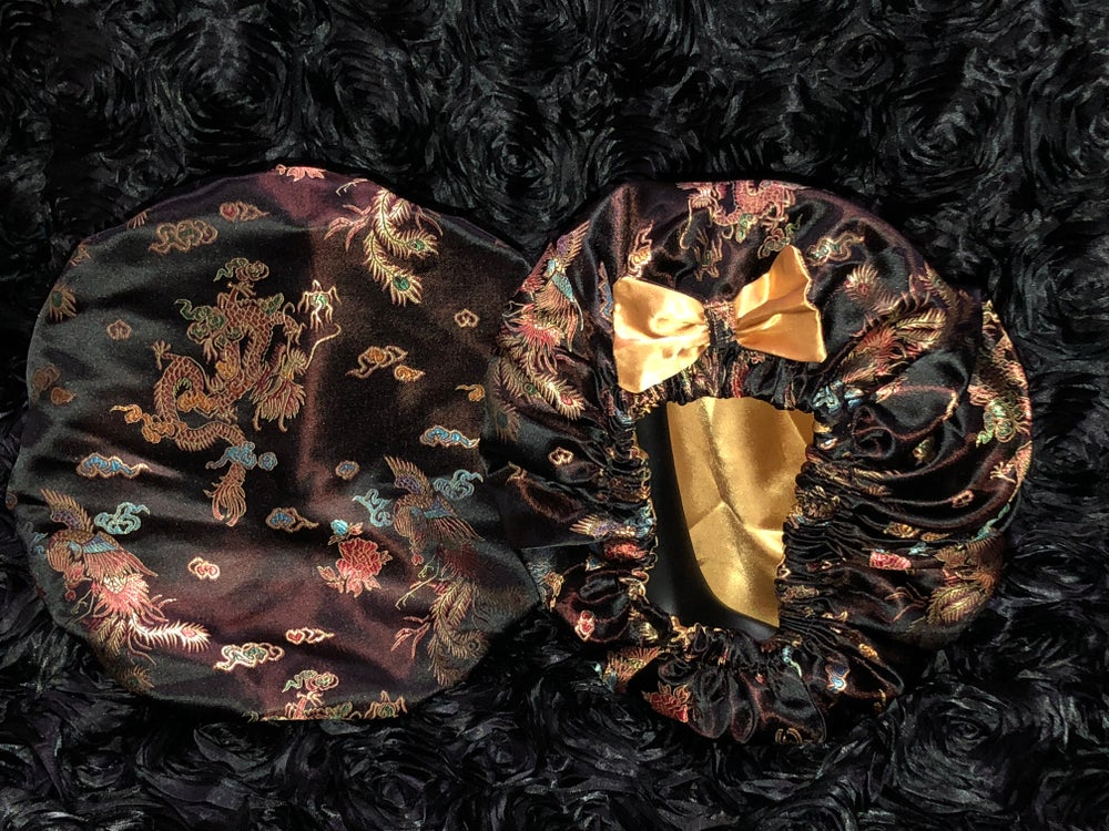 Image of Dynasty Kollection (Black Iridescent/Gold)